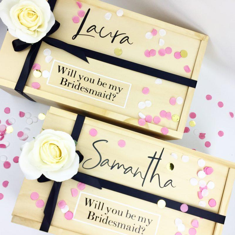 Bridesmaid Proposal Gift Box Babe Box Artigaprest